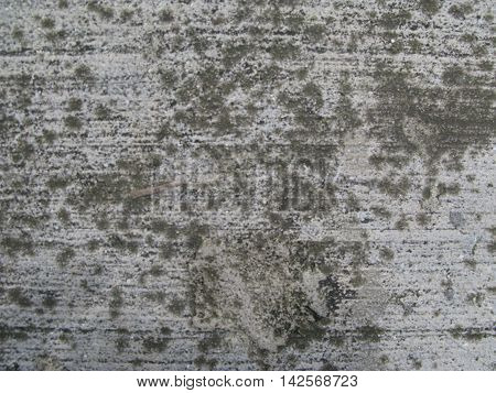 textured side walk with spots of dirt texture