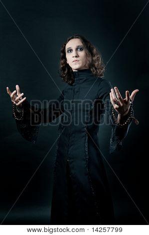 Vampire In Black