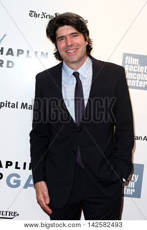 NEW YORK-APR 27: Director J. C. Chandor attends the 42nd Chaplin Award Gala at Alice Tully Hall, Lincoln Center on April 27, 2015 in New York City.