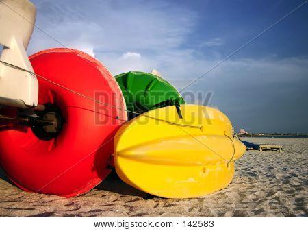 Juguetes de playa grande