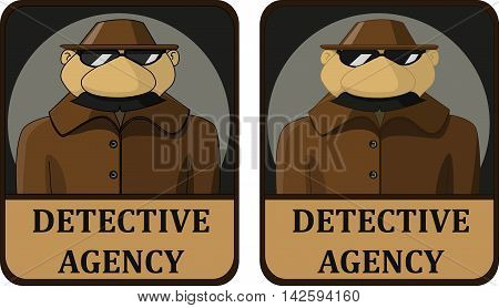 Logo For A Detective Agency