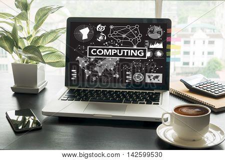 Computing (data Computer Digital Memory)