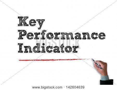 Kpi Acronym (key Performance Indicator)