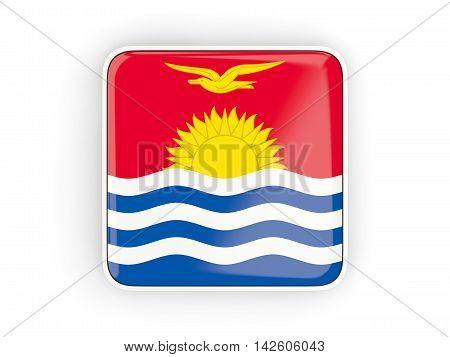Flag Of Kiribati, Square Icon