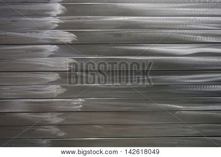 abstract stainless steel texture for background used