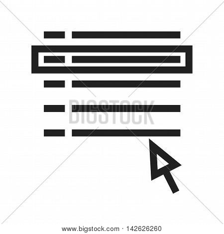 Computer, file, folder icon vector image. Can also be used for E Learning. Suitable for mobile apps, web apps and print media.