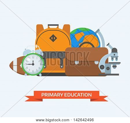 Primary Education Background