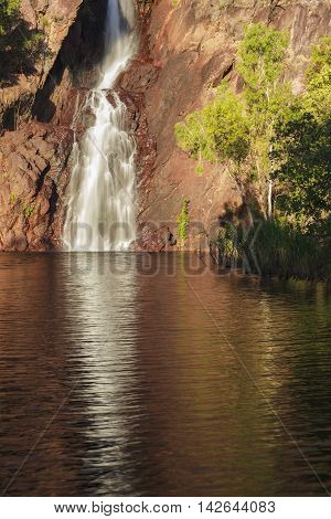 Wangi Falls in Litchfield National Park, Northern Territory, Australia