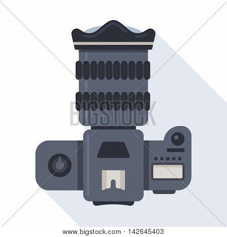 Professional Dslr Photo Camera