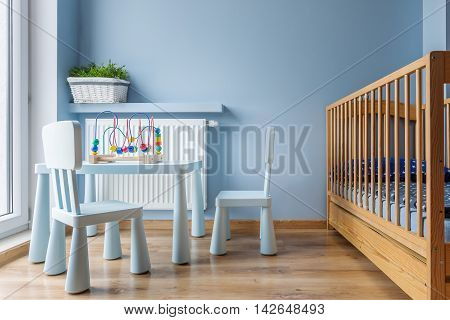 Sleep And Play Baby Space Idea