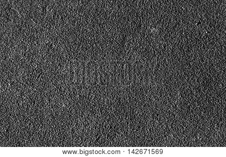 Abstract Black And White Running Track Surface.