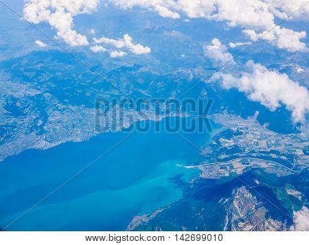 Bodensee Lake Hdr