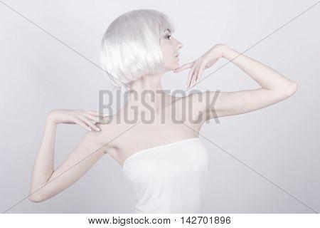 Fashion Beauty Photoshoot