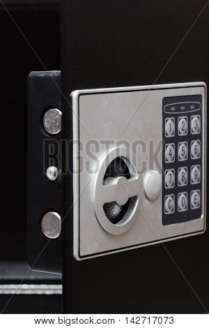 Electronic Home Safe Keypad, Small Home Or Hotel Wall Safe With Keypad