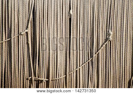 Lines Of Rope