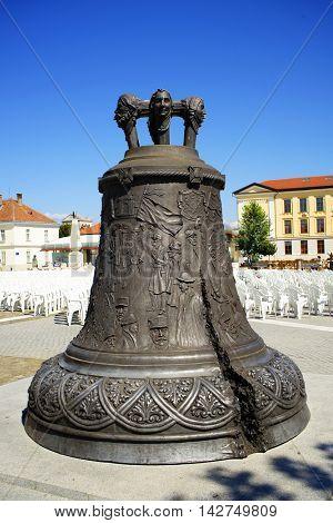 Alba Iulia stronghold, Romania, Europe