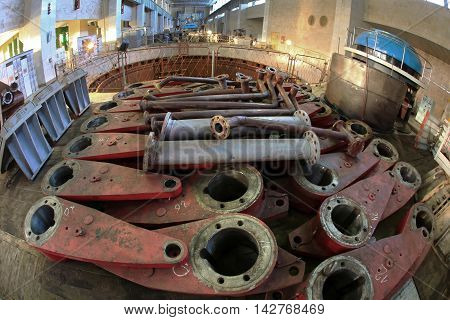 Generator Stator Hydroelectric