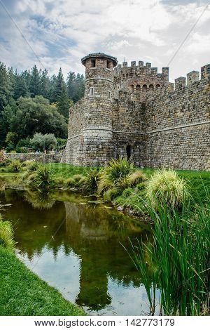 Castle At California Napa Valley