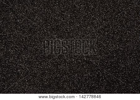 Black texture closeup may be used for any background. This texture is nice idea for emotions.