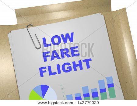 Low Fare Flight Concept