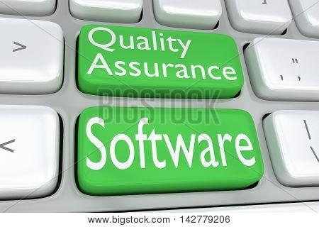 Quality Assurance Software Concept