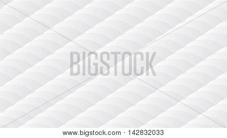 White neutral background ratio 16:9. Vector illustration.