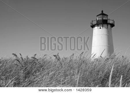 Lighthouse At Martha'S Vineyard