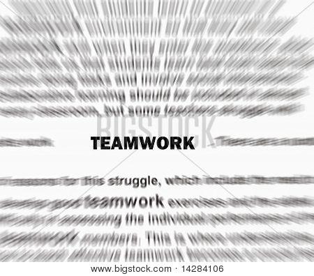 Focus On The Word Teamwork