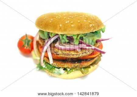 Vegan Hamburger