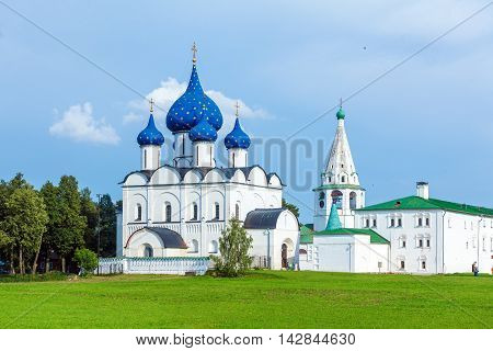 Cathedral Of The Nativity (1222), Suzdal