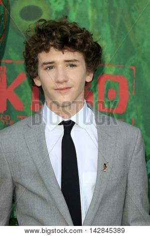 LOS ANGELES - AUG 14:  Art Parkinson at the