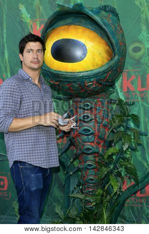 LOS ANGELES - AUG 14:  Ken Marino at the