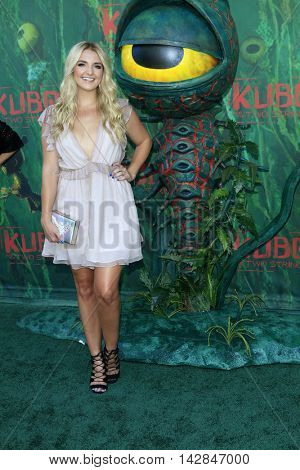 LOS ANGELES - AUG 14:  Rydel Lynch at the