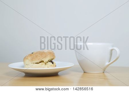 Afternoon Tea With Scone