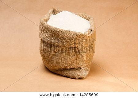 Sugar Sack On Extra-strong Paper