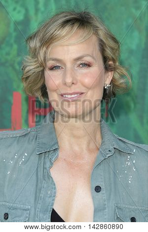 LOS ANGELES - AUG 14: Melora Hardin at the premiere of Focus Features' 'Kubo and the Two Strings' at AMC Universal City Walk on August 14, 2016 in Los Angeles, California