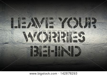 Leave Your Worries Gr
