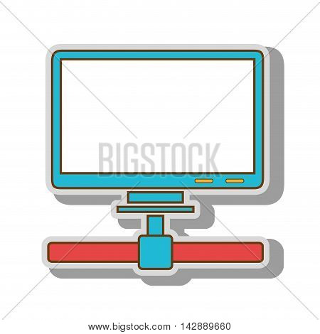 binary code computer system programming  technology host vector  illustration isolated