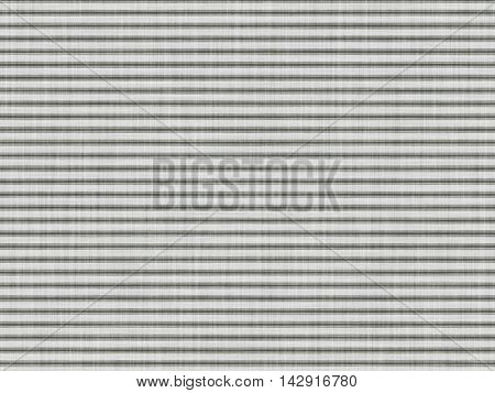 Background from a fabric with black and white horizontal stripes.