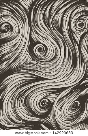 Vector Creative Stylish Artistic Abstract Background Pattern