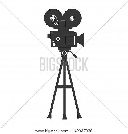 broadcast vintage camcorder cinema video retro film