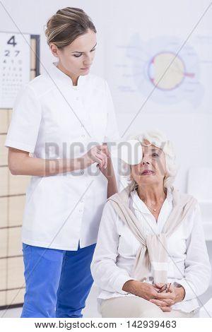 Eye Care For Seniors