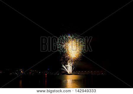 Night Fireworks