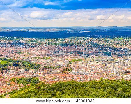 Stuttgart Germany Hdr