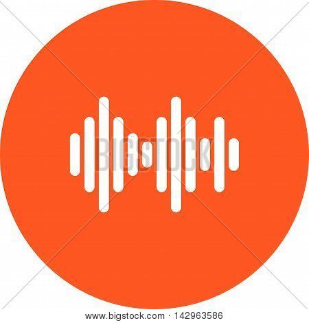 Music, sound, mix icon vector image. Can also be used for music. Suitable for web apps, mobile apps and print media.
