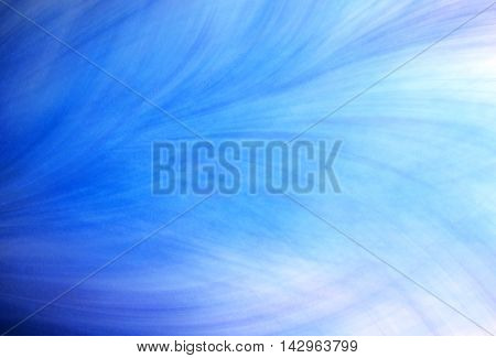 abstract blue paint design background