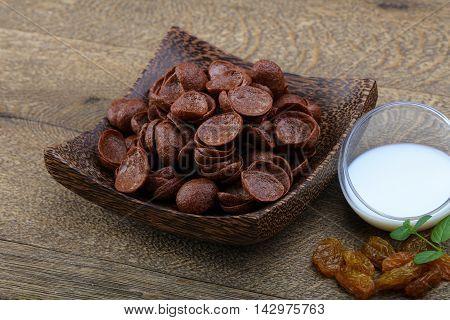 Choco Corn Flakes