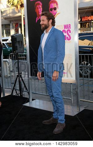 LOS ANGELES - AUG 15:  Bradley Cooper at the War Dogs
