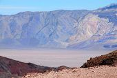 Beautiful Death Valley In California, Usa