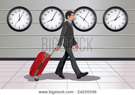 Traveling Businessman